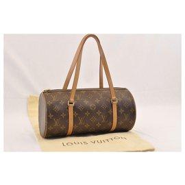 Louis Vuitton-Louis Vuitton Papillon 30-Brown