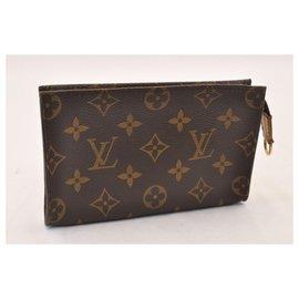 Louis Vuitton-Pochette Louis Vuitton-Marron