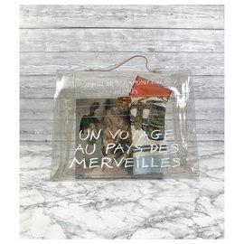 Hermès-Kelly Transparent 1997-Autre