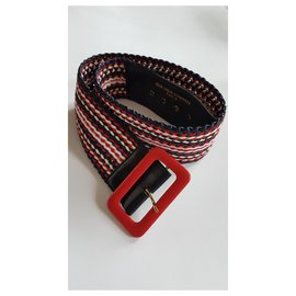 Jean Louis Scherrer-Belts-Multiple colors