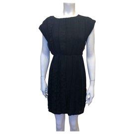 Anna Sui-robe-Black