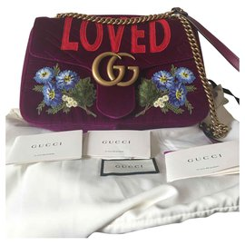 Gucci-Marmont loved-Violet