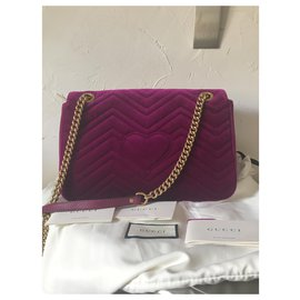 Gucci-Marmont loved-Purple