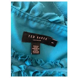 Ted Baker-Robes-Gris anthracite