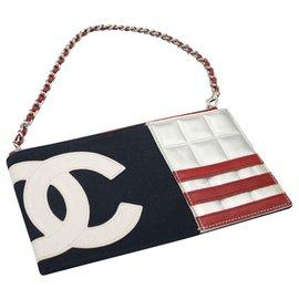 Chanel-américain-Bleu Marine