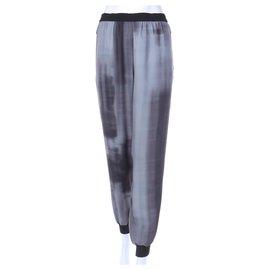 Elie Tahari-Pantalons, leggings-Multicolore