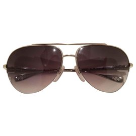 Chrome Hearts-Sonnenbrille-Silber