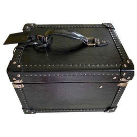 Louis Vuitton-Flasks box-Black