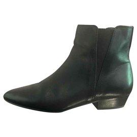 Isabel Marant-Ankle Boots-Black