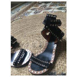 Isabel Marant-Sandals-Black