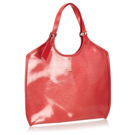 Louis Vuitton-Louis Vuitton Red Epi Plage Baia-Red