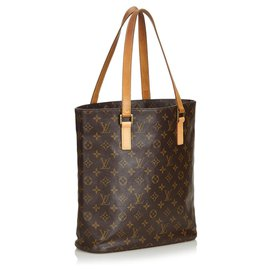 Louis Vuitton-Louis Vuitton Brown Monogram Vavin GM-Brown