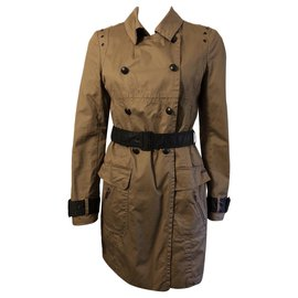 Ikks-Trench coats-Brown