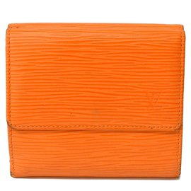 Louis Vuitton-Louis Vuitton wallet-Orange