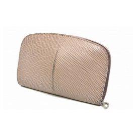 Louis Vuitton-Porte monnaie louis Vuitton-Gris