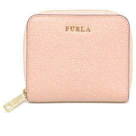 Furla-Furla Coin Case-Pink