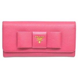 Prada-Prada Saffiano-Pink