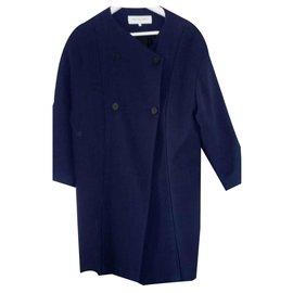 Gerard Darel-Manteaux, Vêtements d'extérieur-Bleu Marine