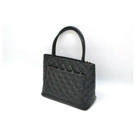 Chanel-Chanel Médaillon-Noir