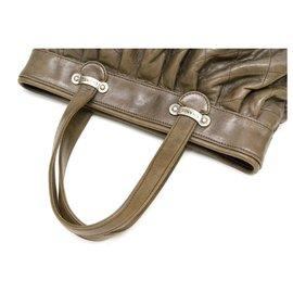 Chanel-Chanel shoulder bag-Brown