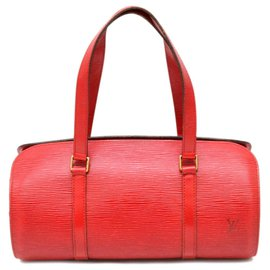 Louis Vuitton-Louis Vuitton Soufflot-Red