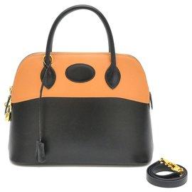 Hermès-Hermes Bolide 31-Noir