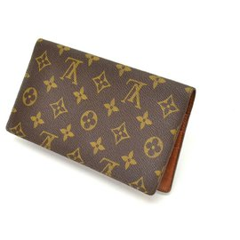 Louis Vuitton-Louis Vuitton Bifold Wallet-Brown