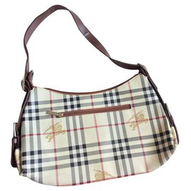 Burberry-Burberry bag-Beige,Dark red,Light brown