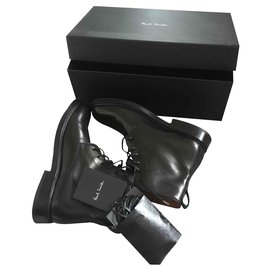 Paul Smith-Ankle Boots-Black