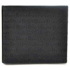 Dior-Portefeuille Dior-Noir