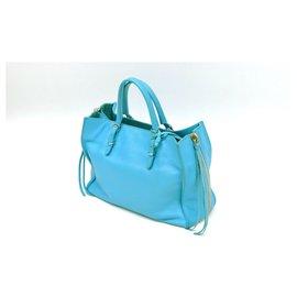 Balenciaga-Balenciaga Papier-Blue