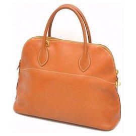 Hermès-Hermes Bolide 35-Brown