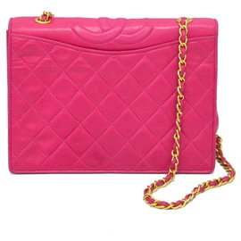 Chanel-Chanel Handtasche-Pink