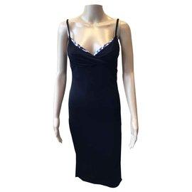 Just Cavalli-Dresses-Black