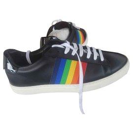 Dsquared2-Chaussures Femme Dsquared2,-Noir