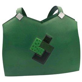 Hermès-Sacs à main-Vert