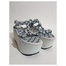 Opening Ceremony-Sandals-Grey