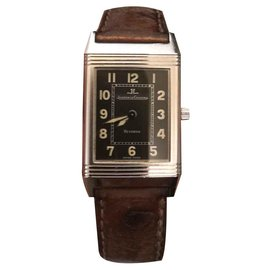 Jaeger Lecoultre-Fine watches-Brown