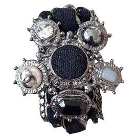 Chanel-Bracelets-Grey
