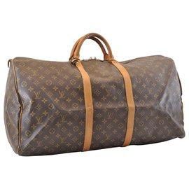 Louis Vuitton-Louis Vuitton Keepall 60-Braun