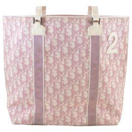 Dior-Dior Trotter-Einkaufstasche-Pink
