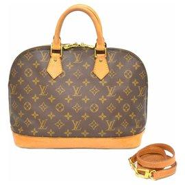 Louis Vuitton-Louis Vuitton Alma-Braun