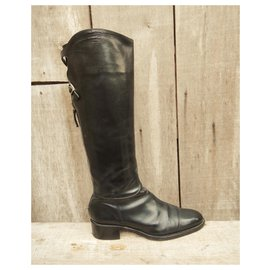 Sartore-riding boots Sartore-Black