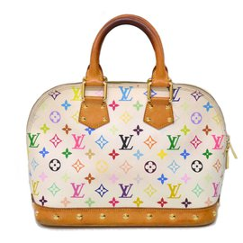 Louis Vuitton-Louis Vuitton Alma-Golden