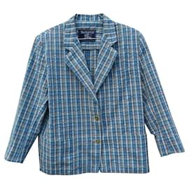 Burberry-Jackets-White,Blue