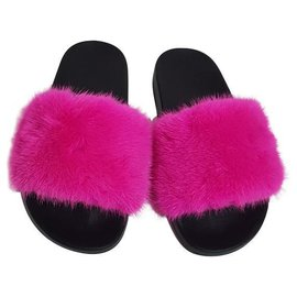 Givenchy-Sandals-Fuschia
