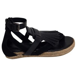 Neil Barrett-loafers-Black