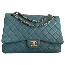 Chanel-Maxi Chanel blau-Blau