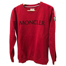 Moncler-Limited Edition Size XXL(54)-Dark red