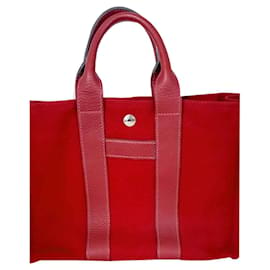 Hermès-toto-Dark red